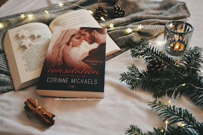 Consolation - Corinne Michaels | Recenzja