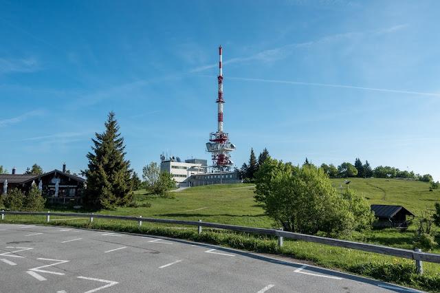 Gaisberg und Nockstein von Koppl  Wanderung FuschlseeRegion  Wandern Salzkammergut 03