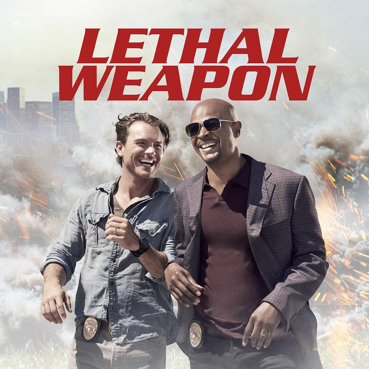 Lethal Weapon  2016: Season 1- Full (1/6)