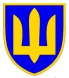 Свій нарукавний знак отримали військовослужбовці нещодавно створеного Апарату Головнокомандувача Збройних Cил України