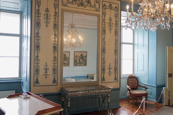 autriche burgenland eisenstadt palais esterhazy palace
