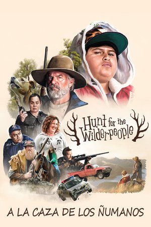 Poster Hunt for the Wilderpeople 2016