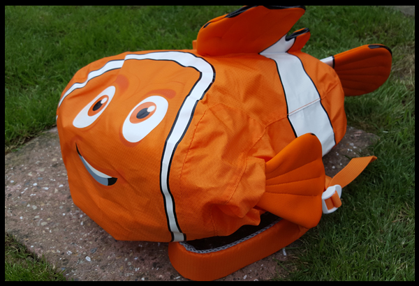 Nemo Swim Bag Review