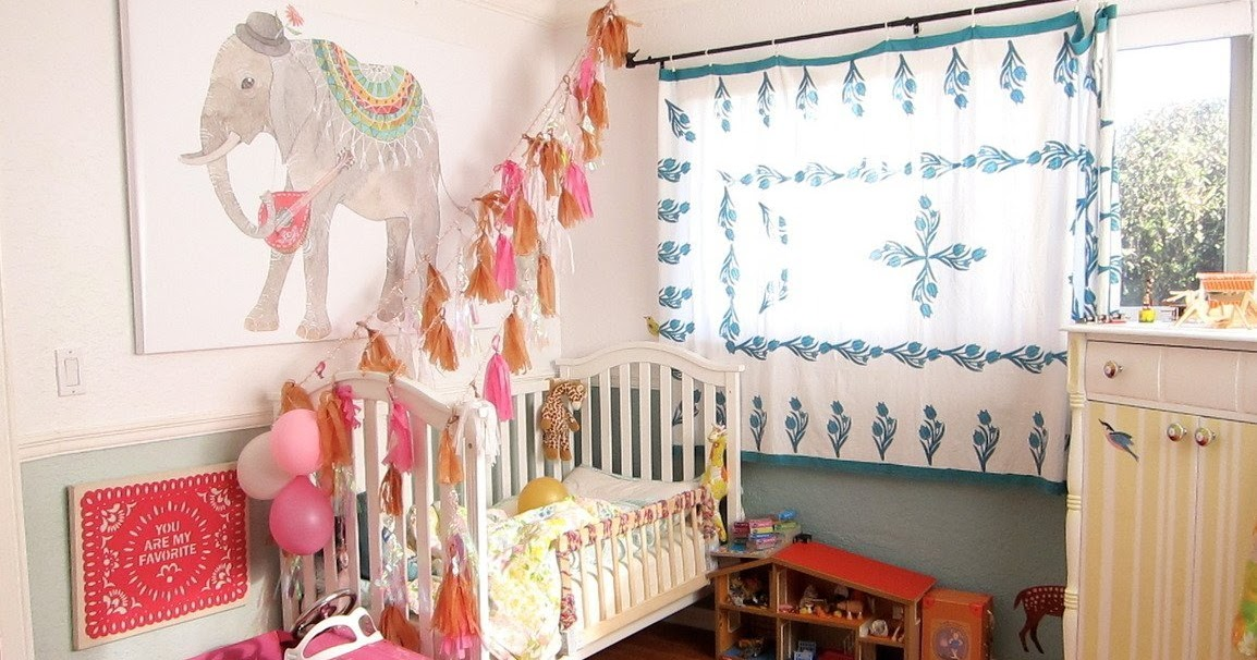 Get The Look Eclectic Bohemian Toddler Room Bohemian