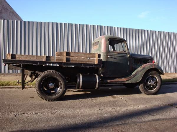 Dually Flatbed For Sale >> 1937 Ford Truck Flatbed | Auto Restorationice