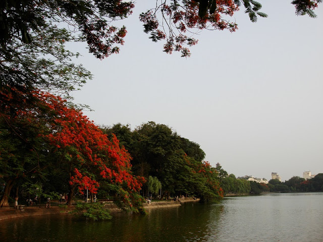What to know and do in Hoan Kiem lake, Hanoi?