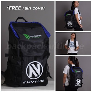 Gaming Bag - Tas Gaming ULTIMATE Backpack - Envyus