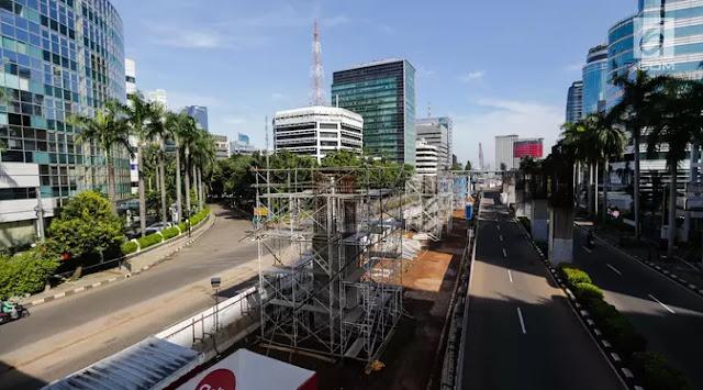 BUMN Dominasi Proyek Infrastruktur, 37 Ribu Kontraktor Swasta Gulung Tikar