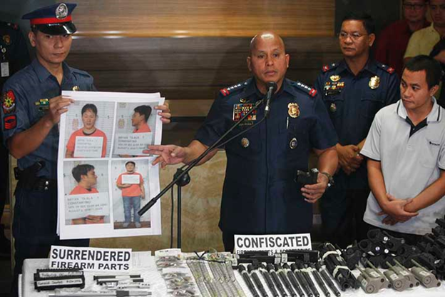 PNP uncovers plans to assassinate Duterte