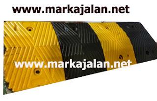 jual rubber speed bump
