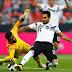 السعودية تُخرج مرفوعة الراس  وتحرج ألمانيا  امام جمهورها