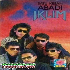 Iklim - Satu Kesan Abadi (1990) Album cover
