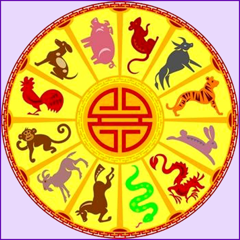 Calendario Giapponese Animali.Sguardi Nel Logos Zodiaco Cinese Calcola Segno Elemento E