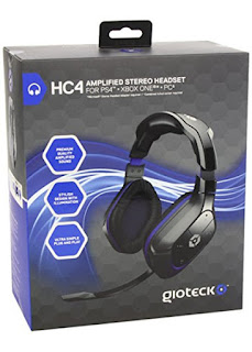BEST PRICE HC-4 Wired Stereo Headset for PS4, Xbox One, PC £21.99 Free UK Postage