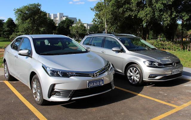 Toyota x Volkswagen - quem é a maior do mundo em 2018?