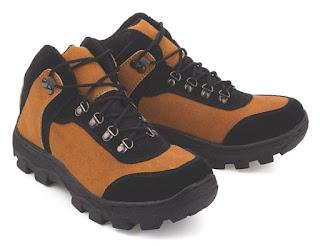 Sepatu Touring Cibaduyut Kulit Asli LLX 934