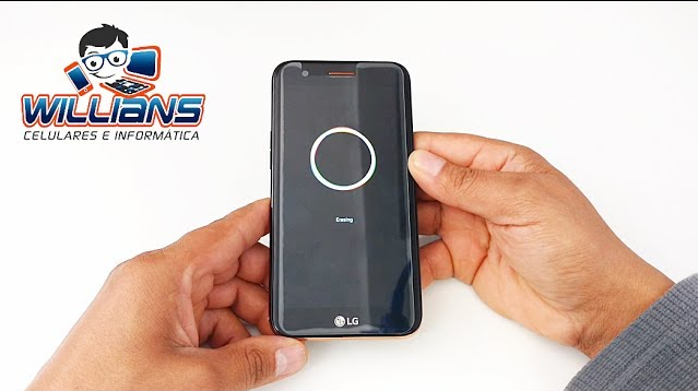 Hard Reset LG K10 Novo 2017, M250, M250ds, Como Formatar, Desbloquear, Restaurar