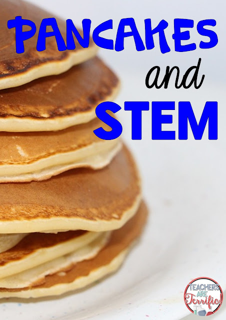 STEM Challenge! Can you design the ultimate pancake. This involves testing different amounts of the ingredients until you get it just right!
