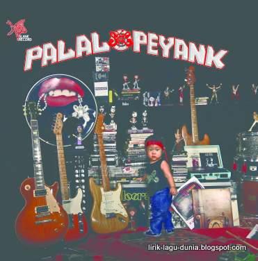 Sampul Album Slank - Palalopeyank 2017