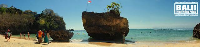 Bola-Bali 2: Hati-hati! Banyak Susu Dijemur di Pantai Padang-Padang. Eh, hati-hati Apa Asyik Ya?