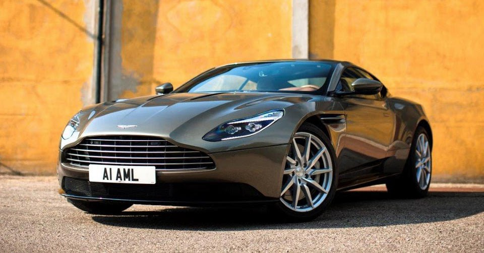 aston martin db11 ready for us debut at pebble beach event. Black Bedroom Furniture Sets. Home Design Ideas