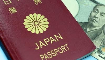"""""""Paspor Jepang"""""""