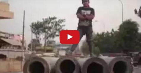 VIDEO: Mantan Anak Punk Ini Mampu Angkat Anak Jalanan Dan Pimpin Perusahaan Part Otomotif
