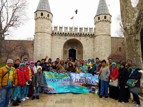 Jamaah Saat Tour Turki