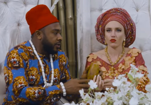 the wedding party nigerian movie part 2