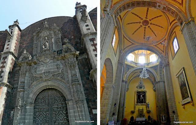 Igreja de Santa Veracruz -  Cidade do México