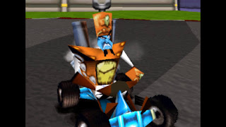 Crash Team Racing (CTR)