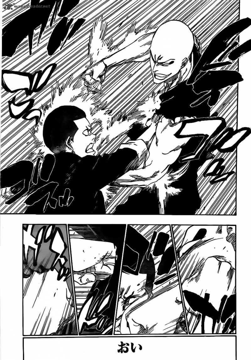Bleach chapter 467 trang 13
