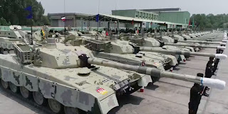 MBT Upgrade Al Khalid-I