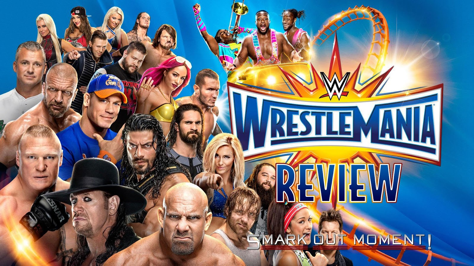 WWE WrestleMania 33 Recap and Review Podcast