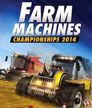 Farm Machines Championships 2014 Full Patch