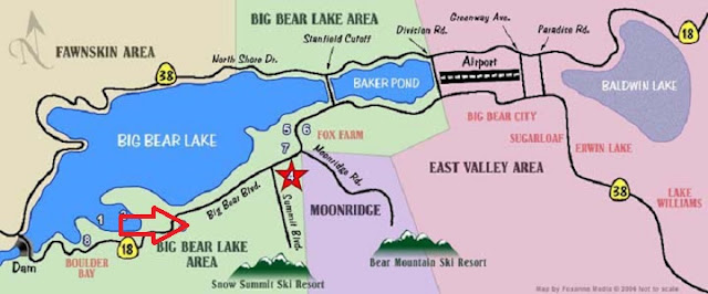 Ficar hospedado em Big Bear Boulevard em Big Bear Mountain