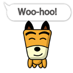 TF-Dog Animation 5 ( English )