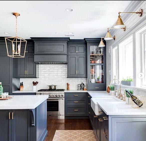 kitchenset minimalis modern tanpa lemari atas