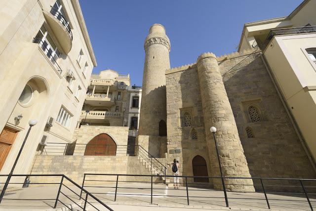 Altstadt Baku Aserbaidschan