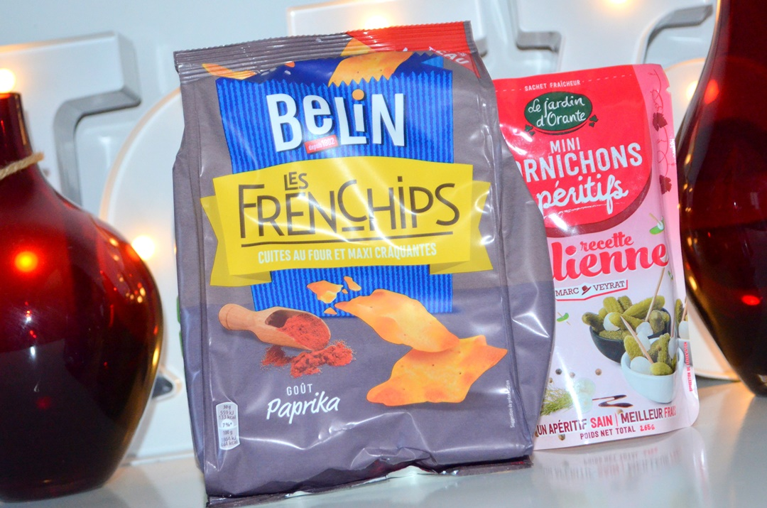 degustabox - box food - food - box  - frenchips - belin