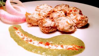 Tandoori Stuffed mushroom Recipe