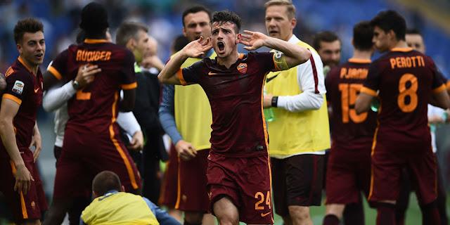 Hasil Pertandingan AC Milan vs AS Roma: Skor 1-4