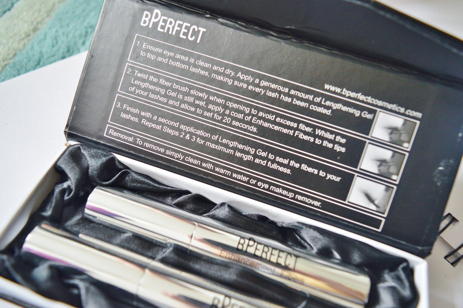 BPerfect Cosmetics - Brush On Lashes