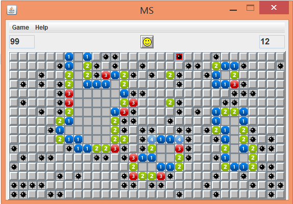 CodeBuild: Algorithms Explained : Minesweeper Game