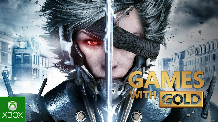 metal gear rising revengeance xbox live gold free game