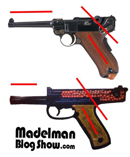 """Pistola de Juguete """"Chito 88""""  AUTOMATIC 300 de Ruymhere 3"""