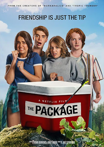 The Package (Web-DL 720p Dual Latino / Ingles) (2018)