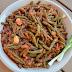 Green Beans in Tomato Sauce-Loubyieh Bizeit