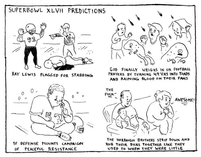 Mutant Funnies: February 2013