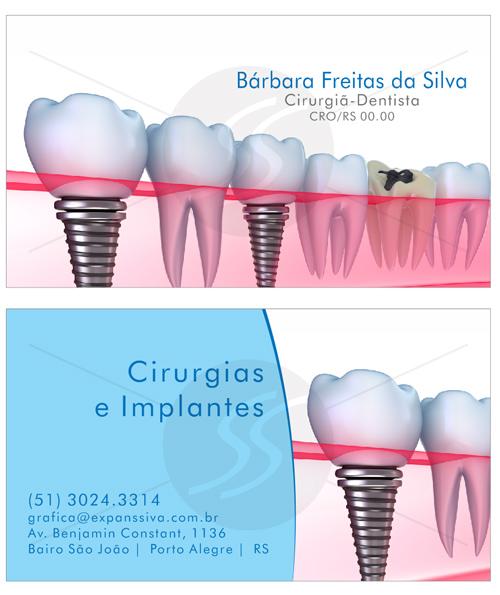 cartoes visita odontologia%2B%25288%2529 - Cartões de Visita Criativos para Dentistas